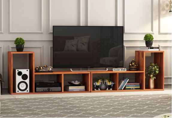 Wooden Tv stand online in Mumbai India