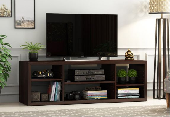 LED TV Showcase Designs @ Wooden Street