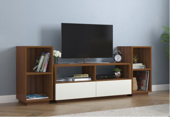Tv Showcase Upto 55 Off Buy Living Room Tv Showcase Design Online Woodenstreet