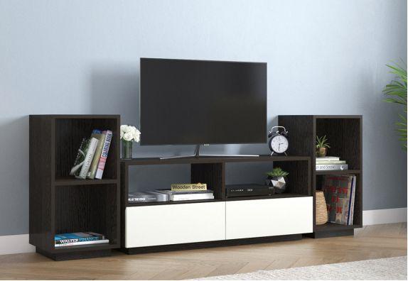Living Room TV Showcase Design Online @ Wooden Street