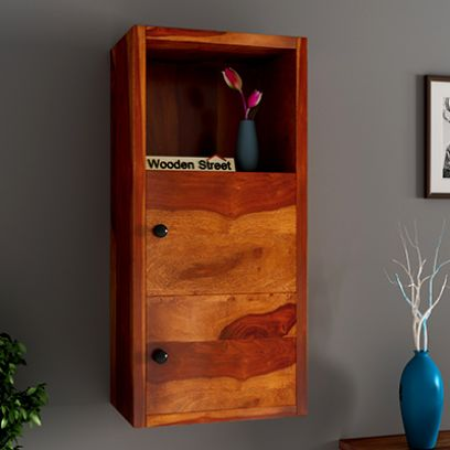 Best wall cabinet designs india