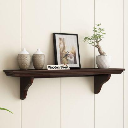 Shop Wooden Wall Shelf Online @Best Designs & Price in India