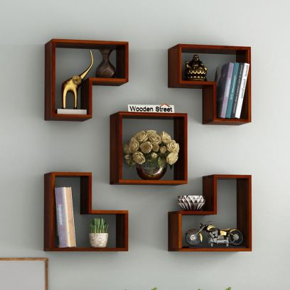 Buy wall shelves in Bangalore