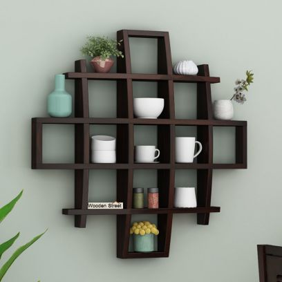 Buy wooden Kitchen Storage Racks