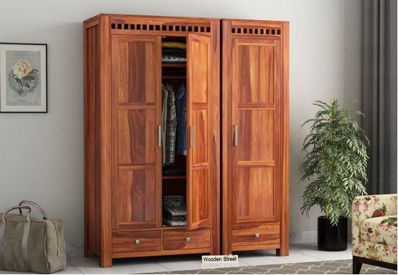 Almirah Design 55 Latest Wooden Almirah Designs Ideas For Bedroom 2021