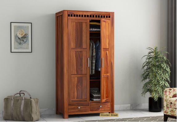 Wooden Wardrobe online India