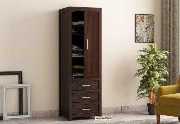 best wooden wardrobes online India
