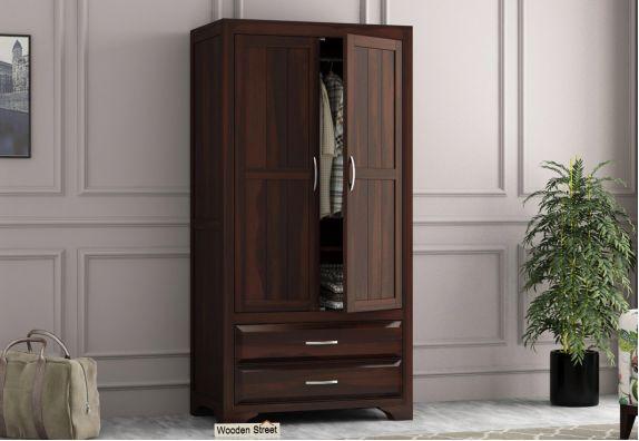 Solid Wood Almirah Designs, bedroom cupboard online india