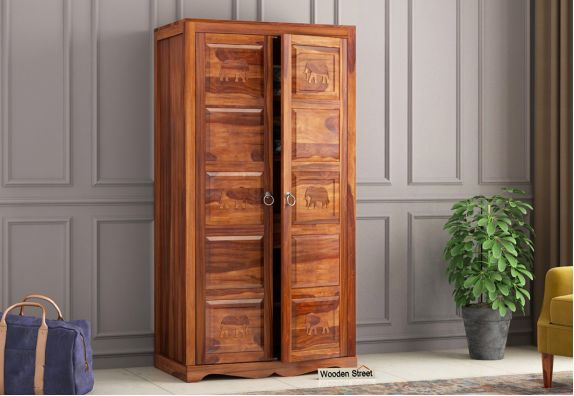 Wooden cupboard online India and Almirah Designs