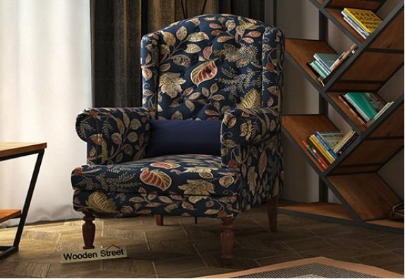 Buy wingback Chair online India