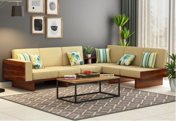 l shape sofa set design: l shaped sofa design with price