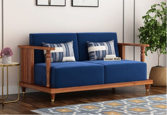 Wooden Sofa (सोफा) - buy living room Sofa Set in hyderabad with price