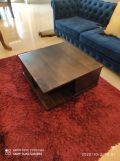 Review Hammond Coffee Table (Walnut Finish)