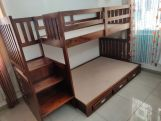 Review Cheshire Bunk Bed With Storage (Honey Finish)