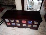 Review Boho Trunk Box (Honey Finish)