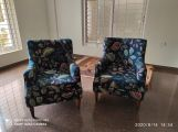 Review Adoree Arm Chair (Teal Pomme)