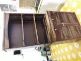 Review Aelita Kitchen Cabinet (Teak Finish)