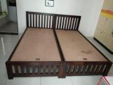 Review Douglas Single Bed Without Storage (Honey Finish)