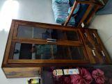 Review Markel Kitchen Cabinet (Honey Finish)