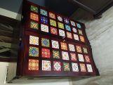 Review Boho Bar Cabinet (Honey Finish)