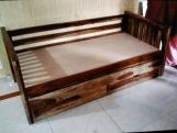 Review Sierra Kids Trundle Bed With Storage (Honey Finish)