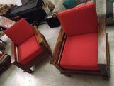 Review Quartz Wooden Sofa Set (Honey Finish)