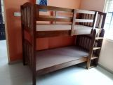 Review Darla Bunk Bed (Honey Finish)