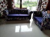 Review Henry 3+2 Fabric Sofa Set (Indigo Ink)