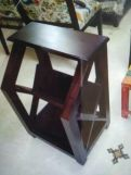 Review Gibson Magazine Rack (Honey Finish)