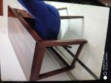 Review Mozza Dining Chair (Honey Finish)