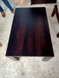 Review Sable Coffee Table (Walnut Finish)