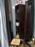 Review Adder Wall Shelf (Honey Finish)