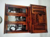 Review Monarch Kitchen Cabinet (Honey Finish)