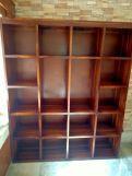 Review Fanny Bookshelf (Teak Finish)