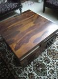 Review Petlin Coffee Table (Teak Finish)