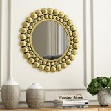 Review Scalo Metal Mirror with Frame