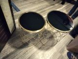 Review Polis Side End Tables - Set of 2