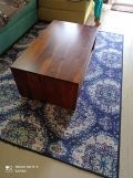Review Fager Coffee Table (Walnut Finish)