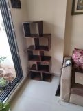 Review Cagney Book Shelves (Walnut Finish)