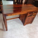 Review Cambrey Study Table (Honey Finish)