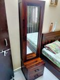 Review Aberdeen Dressing Table (Honey Finish)