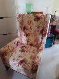 Review Joan Lounge Chair (Cotton, Bubble Robins)