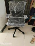 Review Eric Mid Back Black Ergonomic Office Chair